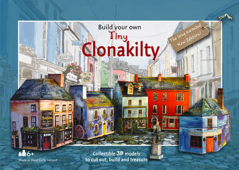 Tiny-Ireland-Clonakilty-A4-street-model-kit,Tiny-Ireland-Clonakilty-West Cork