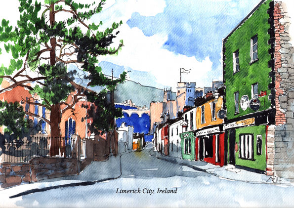Tiny-Ireland-Print-Cards - product images  of