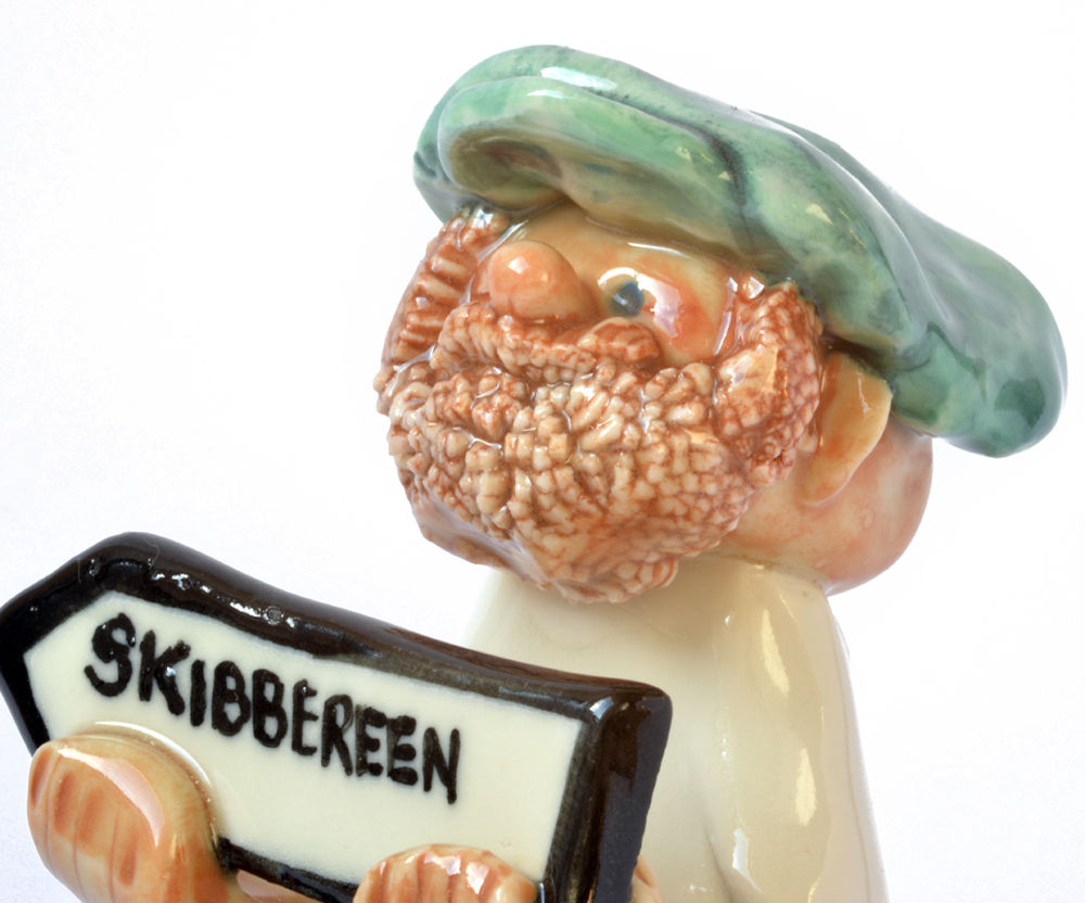 Abbey-Crafts-Little-Man-with-Skibbereen-sign - product image