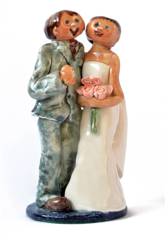 Bride and Groom - product image