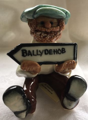 Abbey-Crafts-Ballydehob-man,Hand-made-Ballydehob-figurine