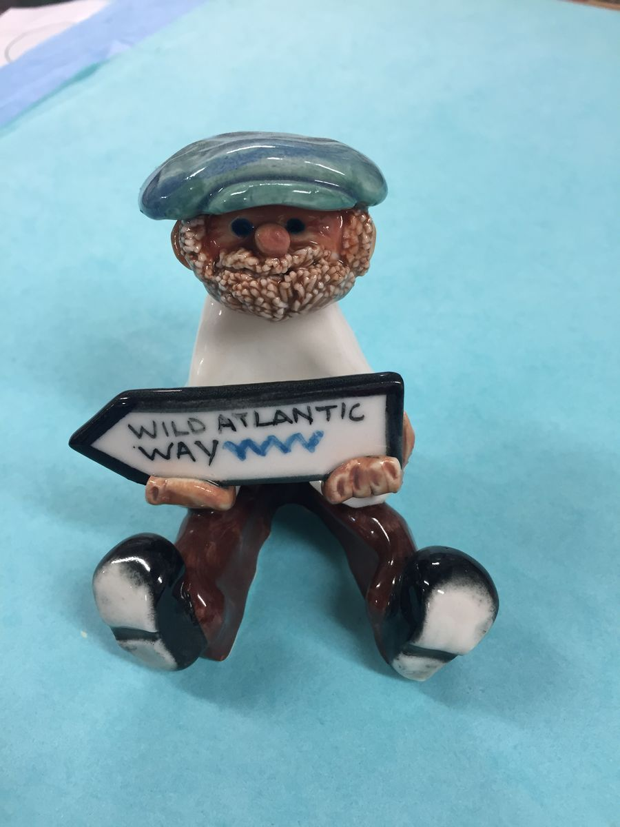Wild Atlantic Way Man - product image