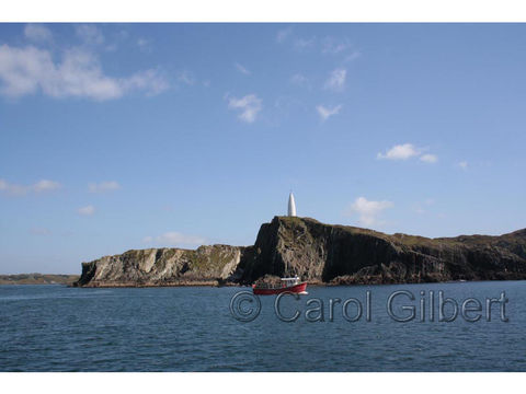 The,Beacon,at,Baltimore,-,photo,by,Carol,Gilbert,beacon, Baltimore, west cork