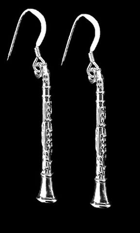 Clarinet,Jewelry,clarinet, jewelry, earrings, necklace
