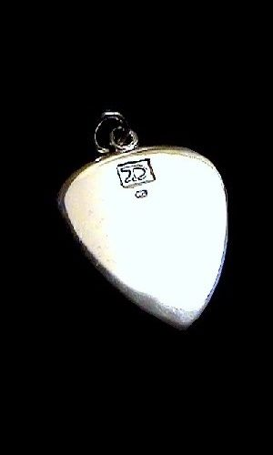 Guitar Pick Necklace-Electric - product images  of