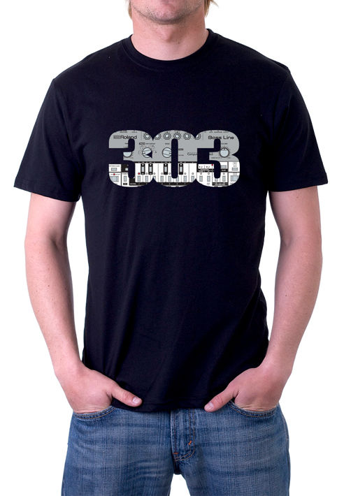 Roland TB303 T-Shirt - product images  of