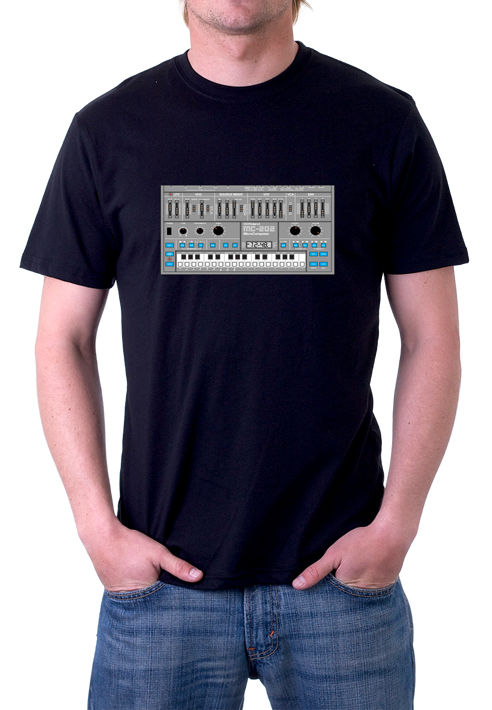 Roland MC202 T-Shirt - product images  of