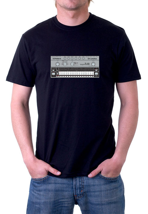 Roland TR606 T-Shirt - product images  of