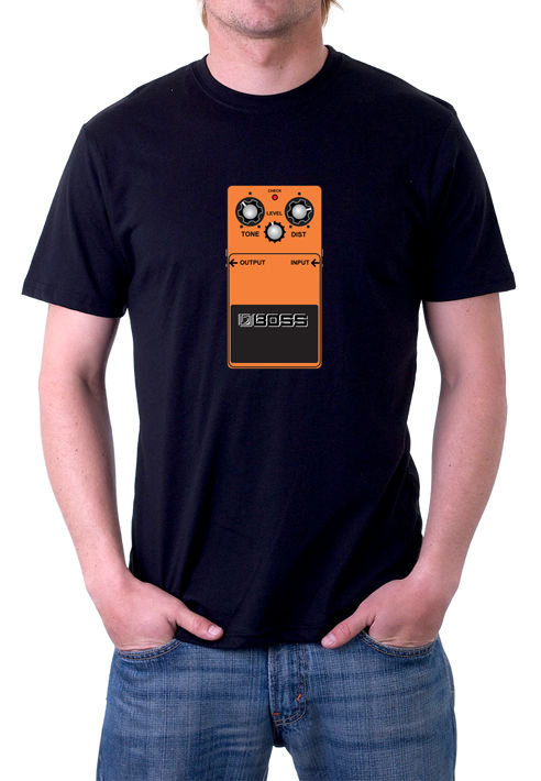 Boss DS1 T-Shirt - product images