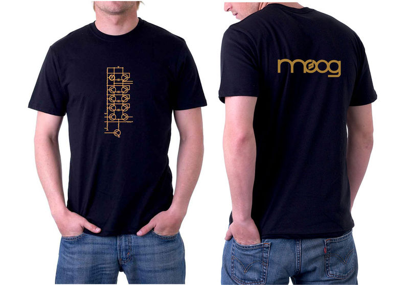 Moog Ladder Filter T-Shirt - product images