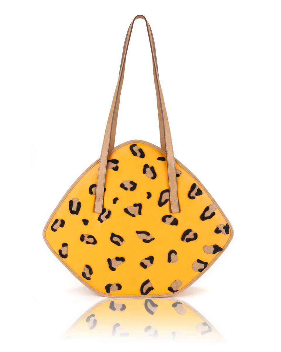 Sunday // yellow leopard - product image