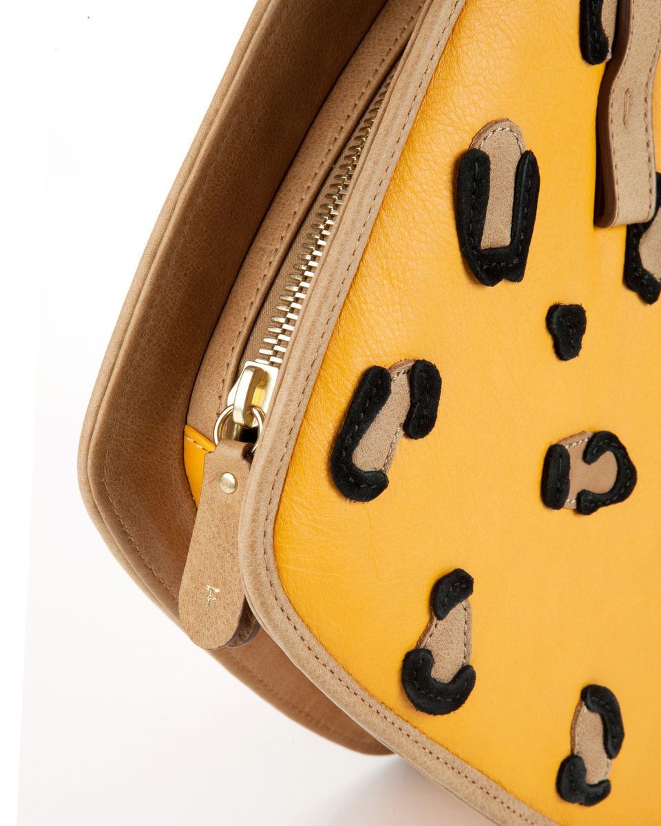 Sunday // yellow leopard - product images  of