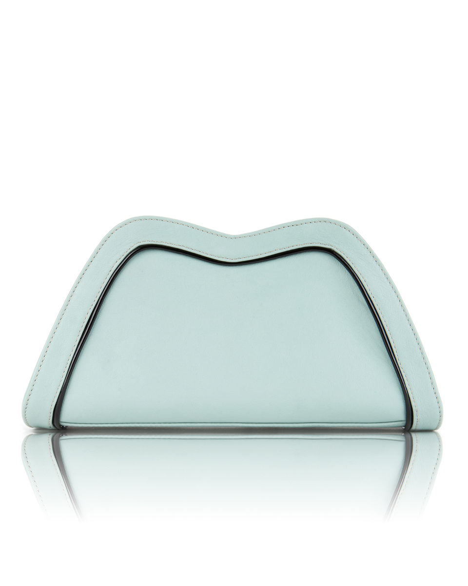 Tuesday // mint leather - product image