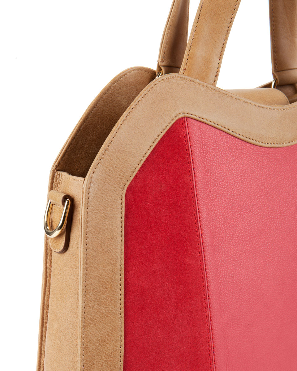 Wednesday // red leather - product images  of