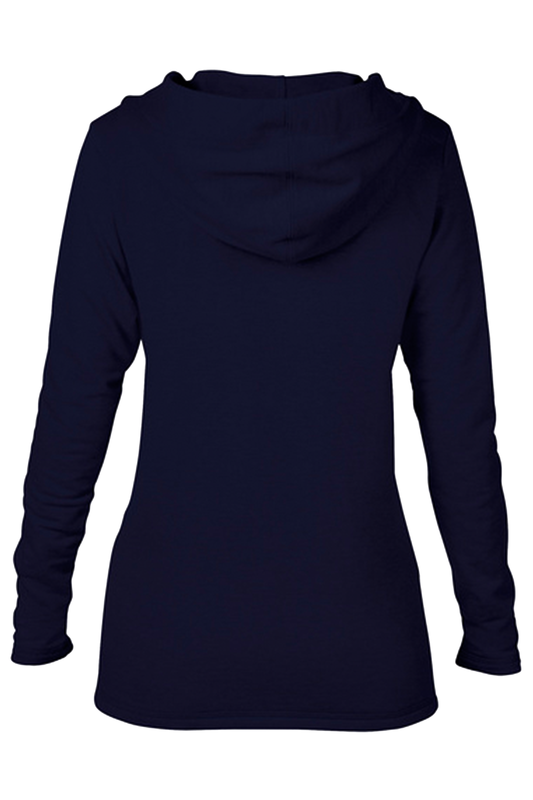 AVMotion womens One Mic Hood - Navy Blue - product images  of