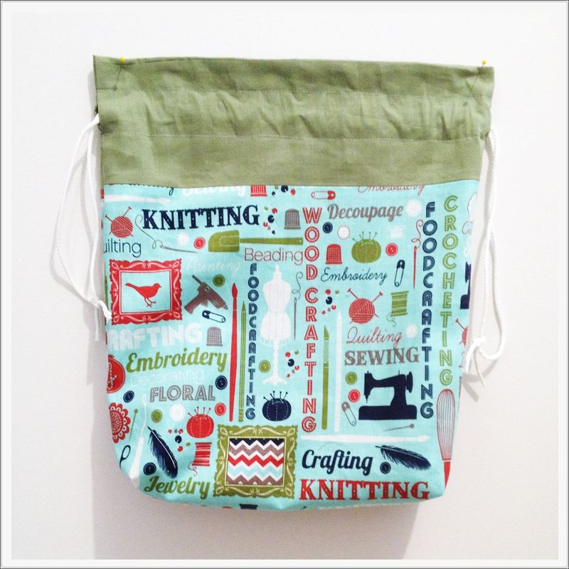 Large Crafting Project Bags - product images  of