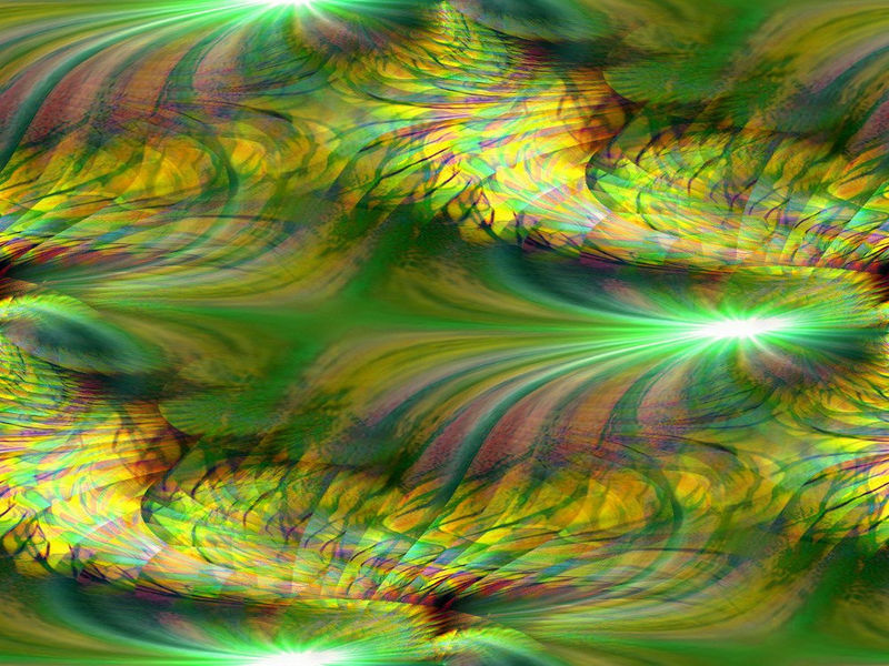 "Energy Art, Reiki Wall Decor, Healing Spiritual Abstract Art, ""Mother Nature"" - product images  of"