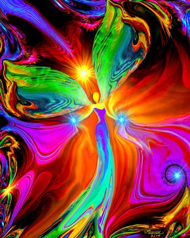 Red,Art,,Energy,Healing,Reiki,,Angel,Wall,Decor,Healing,Hands,healing art, spiritual healing, twin flames, twin souls, violet flame healing, violet flame, chakra art, reiki art, visionary art, rainbow art, angel art, digital art, psychedelic art, yoga room, meditation, spiritual art, wall decor, wall art, wall hangi