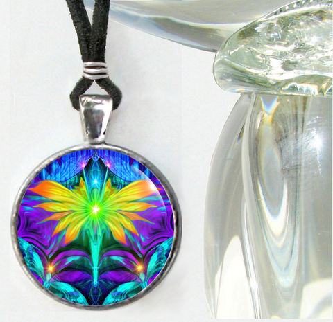 Fairy,Art,Necklace,,Psychedelic,Angel,,Rainbow,Chakra,Jewelry,Center,chakra, chakra jewelry, chakra necklace, chakra pendant, reiki, reiki jewelry, reiki necklace, reiki pendant, reiki healing, reiki energy healing, energy healing, pendant, necklace, jewelry, spiritual jewelry, spiritual necklace, energy jewelry,