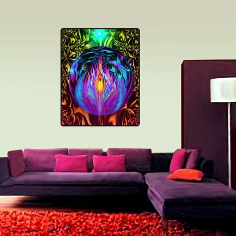Violet,Flame,Angel,Tapestry,,Rainbow,Chakra,Art,,Reiki,Wall,Decor,40,x,50,-,Transmutation,violet flame, rainbow art, chakra art, chakra decor, chakra angel, chakra wall decoration, blanket, mushroom decor, baby blanket, curtain, art blanket, art tapestry, original art,  angel art, large art, tapestry, wall hanging, wall decoration, wall decor