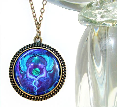 Blue,Necklace,,Earth,Angel,,Reiki,Healing,Jewelry,-,Healing,Circle,chakra, chakra jewelry, chakra necklace, chakra pendant, reiki, reiki jewelry, reiki necklace, reiki pendant, reiki healing, reiki energy healing, energy healing, pendant, necklace, jewelry, spiritual jewelry, spiritual necklace, energy jewelry,