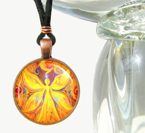Angel,Pendant,,Yellow,Chakra,Jewelry,,Reiki,Energy,Pendant,Necklace,I,Am, necklace, pendant, pendant necklace, reiki, healing, energy, spiritual, jewelry, chakras, hippie, boho, bohemian, festival, chic, new age, psychedelic, metaphysical, blue, purple, teal, abstract, meditation, angel, yoga, alternative healing, vis