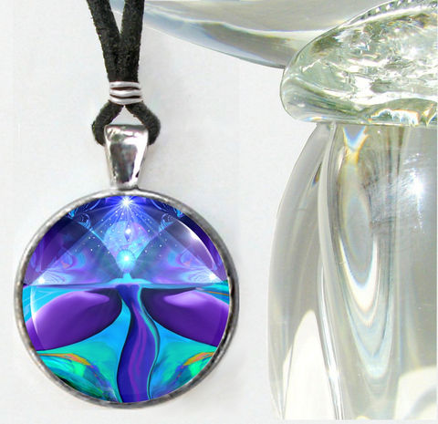 Angel,Necklace,,Purple,Chakra,Jewelry,,Reiki,Energy,Pendant,Pyramid,Healer, necklace, pendant, pendant necklace, reiki, healing, energy, spiritual, jewelry, chakras, hippie, boho, bohemian, festival, chic, new age, psychedelic, metaphysical, blue, purple, teal, abstract, meditation, angel, yoga, alternative healing, vis