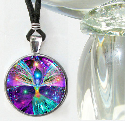 Angel,Necklace,,Rainbow,Reiki,Jewelry,,Bubbles,of,Clearing, necklace, pendant, pendant necklace, reiki, healing, energy, spiritual, jewelry, chakras, hippie, boho, bohemian, festival, chic, new age, psychedelic, metaphysical, rainbow, bubbles, abstract, meditation, angel, yoga, alternative healing, vis