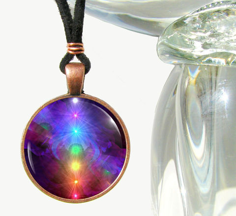 Rainbow,Chakra,Art,Jewelry,,Reiki,Energy,,Wearable,Necklace,Metaphysical,rainbow,rainbow_necklace,rainbow_jewelry,rainbow_pendant,rainbow_chakra,chakra,chakras,chart_necklace,chakra_jewelry,reiki_jewelry,energy_jewelry,healing_jewelry,spiritual_jewelry,metallic photo,energy art,chakra art,rei