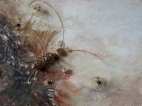 Abstract,Painting,,Textured,3D,Butterfly,Jewelry,Art,,Mixed,Media,Earthtone,Wall,Original,Sculpture,Art,Painting,original_art,textured_painting,butterfly_painting,butterfly_sculpture,abstract_painting,abstract_sculpture,mixed_media_art,jewelry_art,sculptured_painting,abstract_art,wall_art,3d_butterfly_art,sculpture_painting