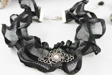 Black,Ruffled,Victorian,Choker,Collar,Jewelry,Necklace,black_choker_collar,black_collar,black_choker,victorian_choker,victorian_collar,ruffled_choker,ruffled_collar,black_ruffled_choker,black_ruffled_collar,black_victorian,victorian_black,victorian_necklace,jewelshart,ruffled lace,oxid