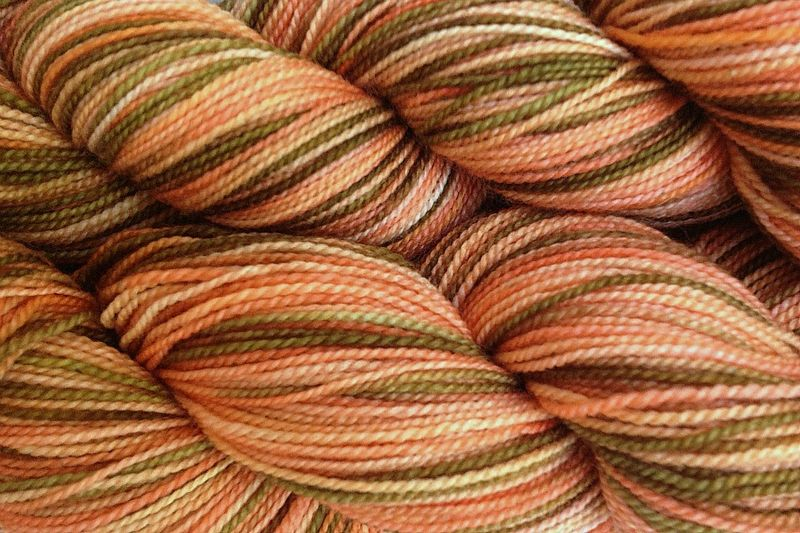 Starfish Bay Hand Dyed Fingering Weight - product image