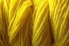 Flower,Yellow,Hand,Dyed,Merino,Wool,Yarn,DK,/,Sport,Weight,Hand Dyed Merino Wool Yarn DK / Sport Yellow