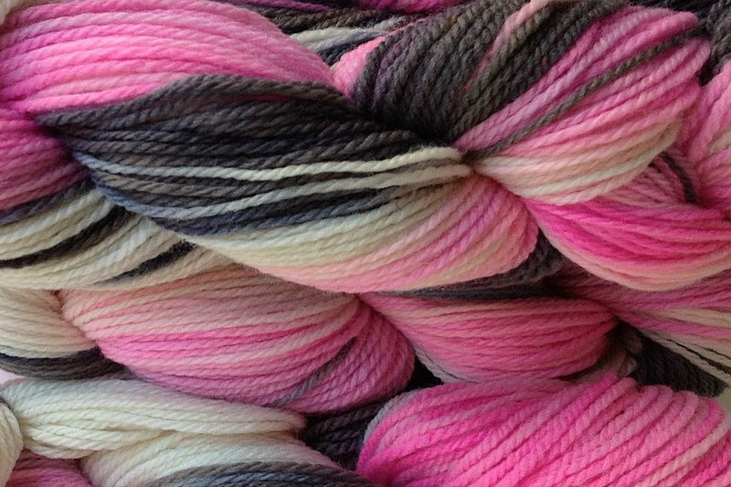 Me Too Hand Dyed Merino Wool Yarn Worsted Weight - product image