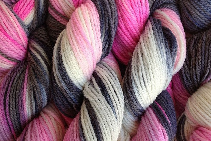 Me Too Hand Dyed Merino Wool Yarn DK / Sport Weight - product image