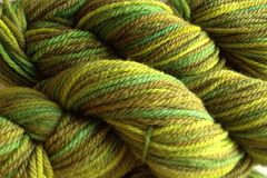 Rain,Forest,Hand,Dyed,Merino,Wool,Yarn,Worsted,Weight,Hand Dyed, Merino Wool Yarn, Worsted Weight, Green