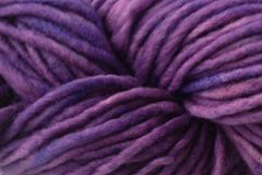 Hydrangea,Purple,Hand,Dyed,Wool,Pencil,Roving,Hand Dyed Merino Wool Yarn Pencil Roving Hydrangea Purple