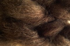 Bean,Brown,Mohair,Yarn,Fingering,Weight,Hand Dyed Mohair Yarn Fingering Weight Brown eweandmeyarns.com