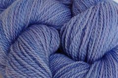 Crocus,Blue,Hand,Dyed,Merino,Wool,Yarn,Lace,Weight,Hand Dyed Merino Wool Yarn Lace Weight Periwinkle Blue