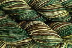 Avocado,Stone,Hand,Dyed,Fingering,Weight,Merino Wool Yarn, Hand Dyed Yarn, Brown Green, Fingering Weight Yarn, Super Wash Sock Yarn, eweandmeyarns
