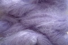 Purple,Wind,Mohair,Yarn,Fingering,Weight,Hand Dyed Mohair Yarn Fingering Weight Doll Hair Lavender Purple eweandmeyarns