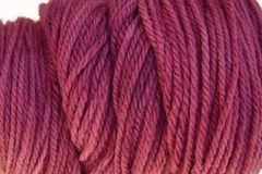 Plum,Pie,Hand,Dyed,Merino,Wool,Yarn,DK,/,Sport,Wt,Hand Dyed Merino Wool Yarn DK / Sport Plum Purple Pie Season eweandmeyarns