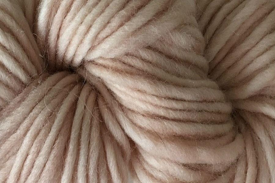 Bulky Yarn Merino Single
