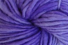 Sea,Purple,Hand,Dyed,Single,Ply,Bulky,Wool,Yarn,Hand Dyed, Merino Wool Yarn, Pencil Roving, Sea Turtle, Ultra Violet Purple, Blue Purple, Single Ply, #5 Bulky Weight, Chunky Yarn, eweandmeyarns.com