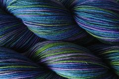 Sea,Turtle,Hand,Dyed,Merino,Yarn,Fingering,Wt,Super,Wash,Merino Wool Yarn, Hand Dyed, Purple Blue Green, Fingering Weight, Super Wash, Sock Yarn, eweandmeyarns.com