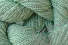 Glass,Green,Hand,Dyed,Merino,Wool,Yarn,Lace,Weight,Hand Dyed, Merino Wool Yarn, Lace Weight, 1.5 ounces, 45 grams, Mint Green, Glass Green, Pastel Green, Light Green, Knitting Yarn, Hilo, eweandmeyarns.com