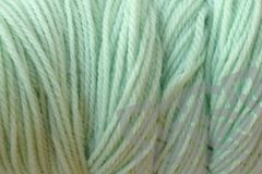 Glass Green Hand Dyed Merino Wool Yarn Worsted Wt - product images  of