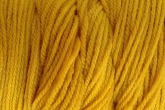 Cab Yellow Hand Dyed Merino Wool Yarn DK / Sport Wt - product images  of