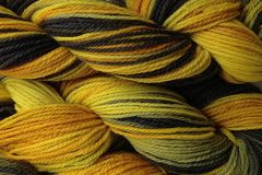 Taxi Cab Hand Dyed Merino Wool Worsted Weight - product images  of
