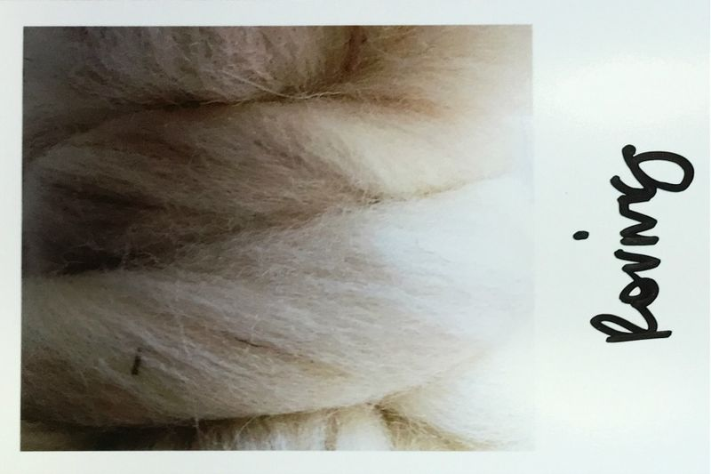Wool Roving Collection - product image